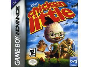 CHICKEN LITTLE [GAME BOY ADVANCE]