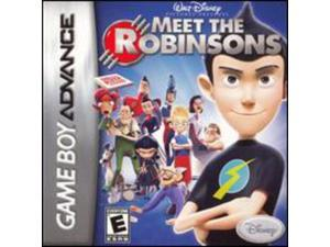 MEET THE ROBINSONS [GAME BOY ADVANCE]