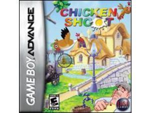 CHICKEN SHOOT [GAME BOY ADVANCE]