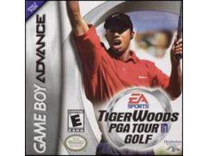 TIGER WOODS PGA 2002 [GAME BOY ADVANCE]
