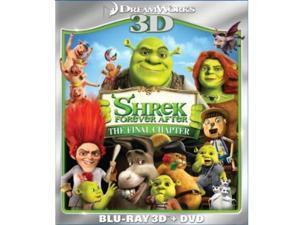 SHREK FOREVER AFTER 3D