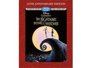 NIGHTMARE BEFORE CHRISTMAS 3D 20TH AN