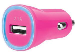 MERKURY INNOVATIONS - MERKURY MI-CC210-675 2.1A SINGLE USB CAR CHARGER