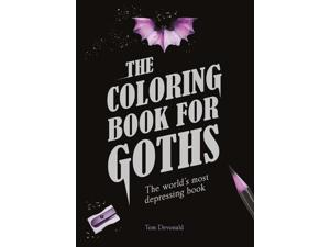 The Coloring Book for Goths CSM Devonald, Tom