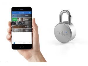 Noke Padlock 2 Packs Keyless Bluetooth Smart Padlocks