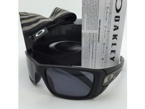 OAKLEY FUEL CELL SI SUNGLASSES OD Eagle Black Grey OO9096-90 Military