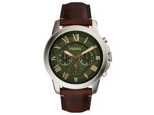 Men's Fossil Grant Chronograph Watch FS5153