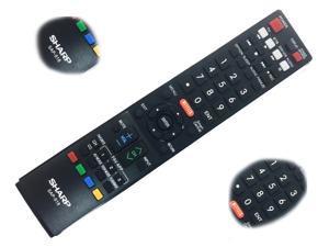 SAP-918 TV Remote Control for Sharp SMART LCD LED HDTV