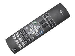 NEC RU-M116 TV REMOTE CONTROL