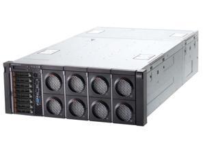 NEW IBM x3850 X6 6241 Intel Xeon E7-4820V2 2.0GHz 64GB RAM Server P/N: 6241EAU