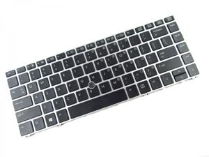 OEM Laptop Backlit Keyboard For HP Elitebook Folio 9470M Series - 697685-B31