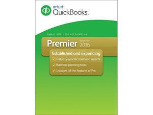 Quickbooks Premier 2016 4-user