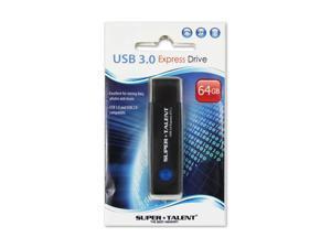 Super Talent 64GB Express ST1-2 USB 3.0 Flash Drive