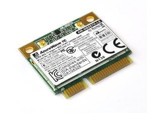 Azurewave Mini PCI-E 802.11b/g/n + 802.15BT Wireless WiFi Card AW-NB087H RT-3290
