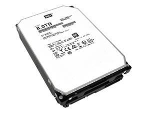 Western Digital HDD WD80EZZX 3.5in 8TB SATA 6GB/s 5400RPM 128MB Cache Bulk