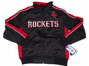 Houston Rockets Majestic Reflective Track Jacket YOUTH Size L