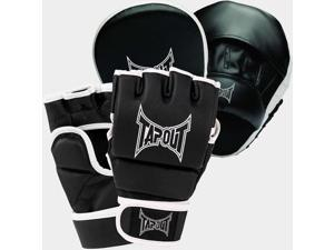 TapouT Striking Glove Focus Mitt Combo Kit