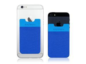 Sinjimoru Sinji Pouch Adhesive accessory pocket for all iPhone, iPod Touch, G...