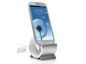 Sinjimoru Sync Stand Charge Dock Cradle for Samsung Galaxy S5, S4, S3, S2 & O...