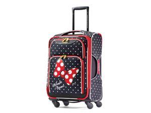 American Tourister Disney Minnie Mouse 19 Inch Spinner - Minnie Mouse Red Bow