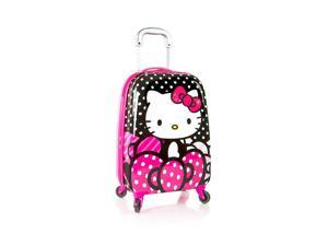 Heys Hello Kitty Spinner Luggage [Polka Dot]