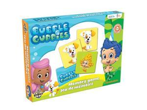 Bubble Guppies Memory Game
