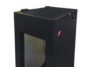"New! 6U 35"" Depth Server Rack Cabinet Unique Compact Solution! FITS MOST SERVERS