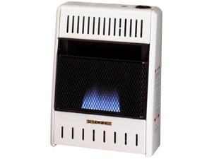 Procom MN100HBA Vent Free Natural Gas Blue Flame Space Heater - 10,000 BTU, Manual Control