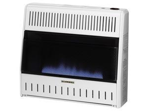 Procom MN300HBA Vent Free Natural Gas Blue Flame Space Heater - 30,000 BTU, Manual Control