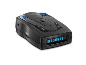 Whistler XTR-658 Laser Radar Detector w/ Total Band Protection