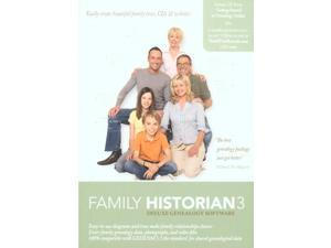 Family Historian 3 - Deluxe Genealogy Software