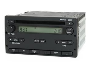 Ford Ranger Truck 2007-2011 Radio AM FM mp3 CD Player Part Number 7L5T-18C869-AC
