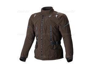 Men - Solid Color - Brown - Regular MACNA Essential Jacket Small