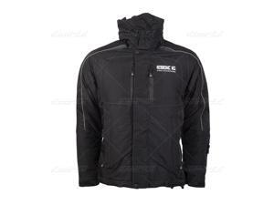Men - 3 Colors - Black, Gray, White - Regular CKX Carbontronic Jacket Small