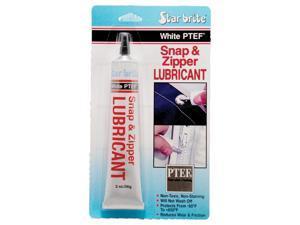 STAR BRITE Snap & Zipper Lubricant 2 oz.