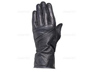 Men - Solid Color - Black MACNA Gloves, Tourist XX-Large
