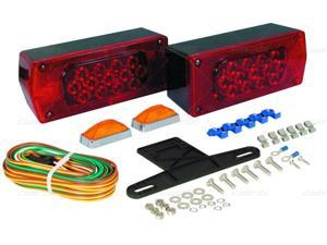 Tail Light OPTRONICS Tail Light Kit - Driver Side