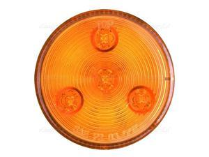 "Round - Yes OPTRONICS Led 2-1/2"" Marker/Clearance"
