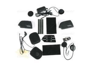 Open-face helmet, Full-face helmet, Modular helmet, Half helmet IMC BTS-300  Bluetooth Headset