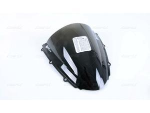 Front ZERO GRAVITY Double Bubble Windscreen