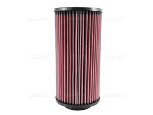 Round Straight K&N Air Filters for Stock Airbox