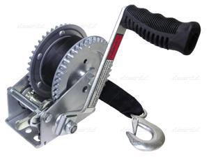 BOATER SPORTS 2500LB 2-Speed Winch With Brake