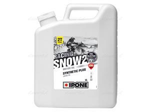 4 L IPONE Strawberry Smell Snow Racing 2 Oil  800174