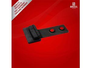 BSR3:Sunroof Shade Slider Clip Sunroof Shade Sliders Handle Lever for for BMW E46: 54138246027 1998-2004