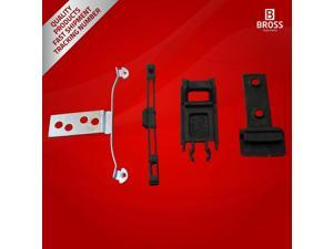 BSR507:4 Parts Sunroof Repair Set for BMW E46 2003-2006: 54137134516