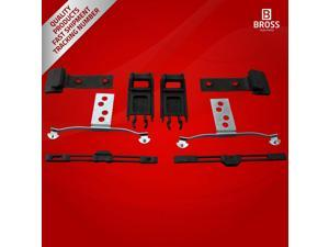BSR508:8 Parts Sunroof Repair Set for BMW E46 2003-2006: 54137134516