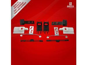 BSR509:10 Parts Sunroof Repair Set for BMW E46 2003-2006: 54137134516