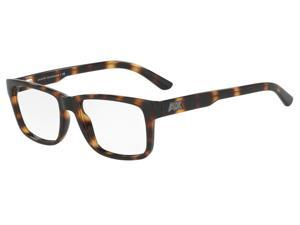 Exchange Armani 0AX3016F Optical Full Rim Square Mens Sunglasses - Size - 55 (Tortoise / Transparent)