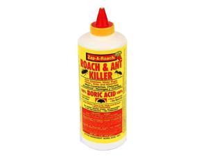 Zap-A-Roach Boric Acid 100% Roach & Ant Killer, 16 Ounces