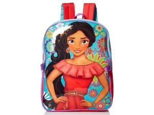Disney Girls Elena Backpack with Lunch Bag, 16 Inches
